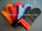Silica Gel Oven Glove,silicone oven mitt