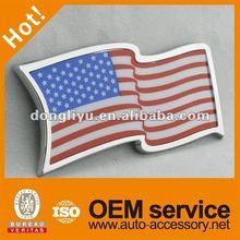 Bandeira do país diferente adesivos para carro