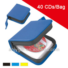 Different Colors Nylon 40 CD Bag