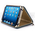 """Newest wallet style leather case for ipad mini, universal case for 7"""" screen, protective case/cover for mini ipad"""
