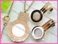 Le meilleur escompte bon catalogue bijoux de pierres précieuses en or rose 2013 mother's day bijoux de coquille
