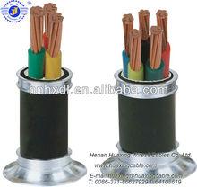 4 core rubber copper cable