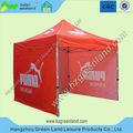 De profesionales de comercio showaluminum carpa plegable, mirador,/pop fácil hasta la tienda, canopy, carpa carpa, marquesina