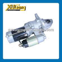 used isuzu 6QA1 11T 3H starting motor