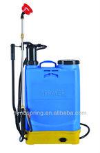 agricultural electric water pump 16L knapsack hand cum battery sprayer garden tool