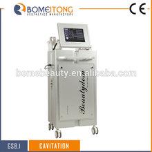 Vacuum cavitation body shaping machine