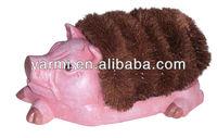 METAL ANIMAL SHOE BRUSH