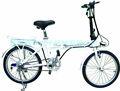 falten elektrisches fahrrad bürstenlosen motor