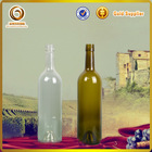 750ml screw/cork top Bordeaux wine bottles