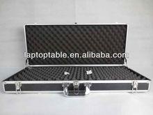 Middle size aluminum alloy security gun case