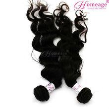 homeage 100% humman natural virgin indian hair remy cheap