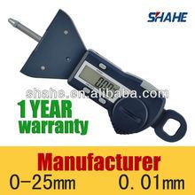 5340# 25mm high quality digital tire thread depth gauge