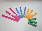 4pc plastic bag clip / food sealed clips set