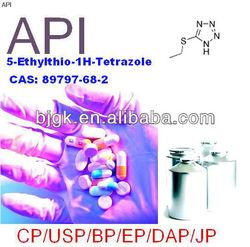 Medicine, pesticide intermediates, 5-Ethylthio-1H-Tetrazole CAS:89797-68-2