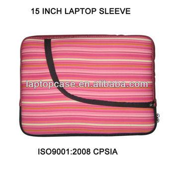"High Quality 15"" Neoprene Laptop Case"