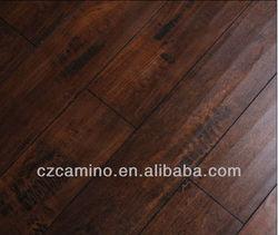 laminate flooring- Teak &Handscraped Chop