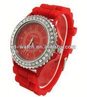 lobor watch silicone GENEVA watch
