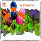 acrylic fancy yarn for knitting scarf