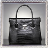 2013 designer genuine crocodile leather handbag
