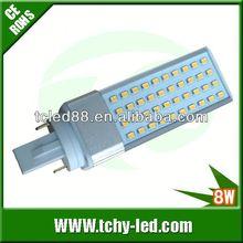 11w g24 led downlihgt replace halogen 220v 120v