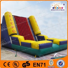 Popular sale inflatable adult obstacle course game