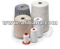 100% Cotton Gassed Mercerised Yarn