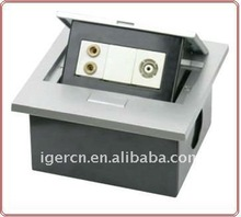 damping design tabletop socket HZC312 with CE