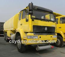 20T Sinoturk HOWO 6X4 fuel oil truck
