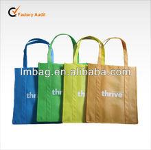 cheap reusable non woven grocery bag