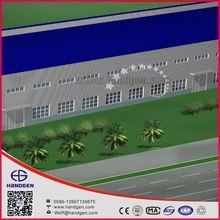 Prefab cheap warehouse light steel structure