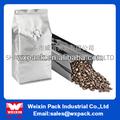 Fabrication! Personnalisé en plastique aluminisation café sac