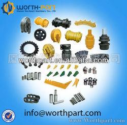 excavator spare parts/volvo excavator spare parts/hyundai excavator spare parts