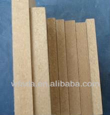 Best Price Natural MDF/Raw MDF Melamine MDF