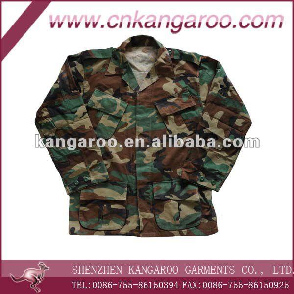 nos bosques del ejército dcu uniforme de camuflaje