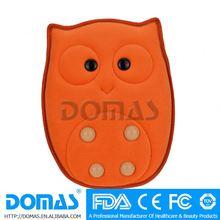 SM9218 100% polyester cotton padding back spine massage