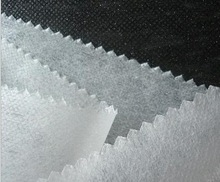 fusible nonwoven fabric interlining