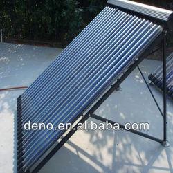 2015 New Design Heat Pipe Solar Collector