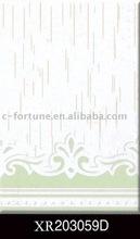 ceramics decorative to room walls 200x300mm interior tile