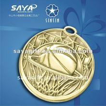 2013 sport champion basketball souvenir medal