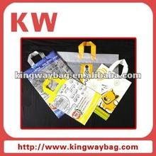 2012 HOT polyester / nylon foldable shoping bag