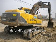 used volvo excavator for sale