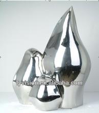 Modern Metal Penguin Indoor Sculptures For Sale