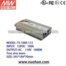 Meanwell 1000W True sine wave DC-AC Power inverter