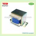 Tipo ei transformador de baja frecuencia 1w-10kw, el transformador eléctrico, transformadores de audio