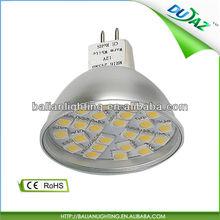 hot sale 5w 220v led light spotlight mr16 smd led