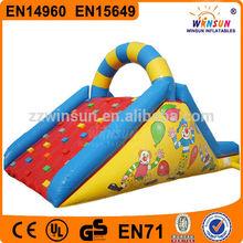 Popular Playing Super Quality Children Park Hot Inflatable Slide