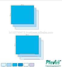 Cirúrgico Plain cortinas