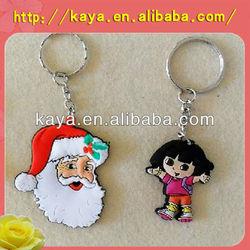 Fashionable wholesale promotion key chain