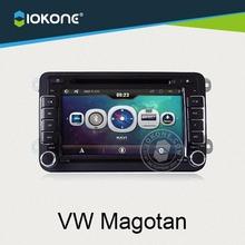Wholesale Touch screen car radio dvd player GPS for VW Volkswagen Magotan Golf Jetta Passat Skoda Seat