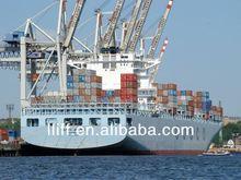 consolidation shipping service to Hong Kong